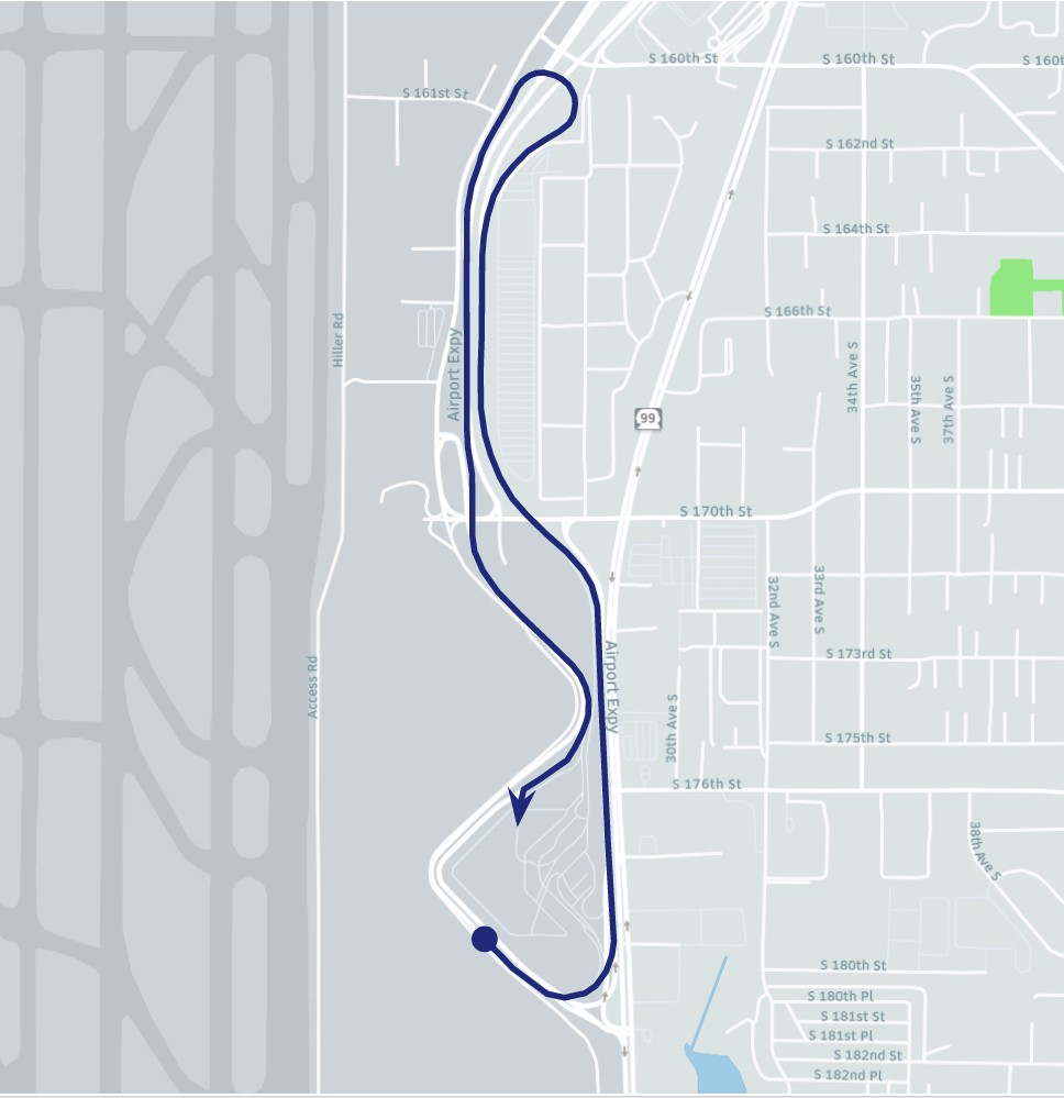 Instructions For Drivers Sea-Tac Airport | Uber