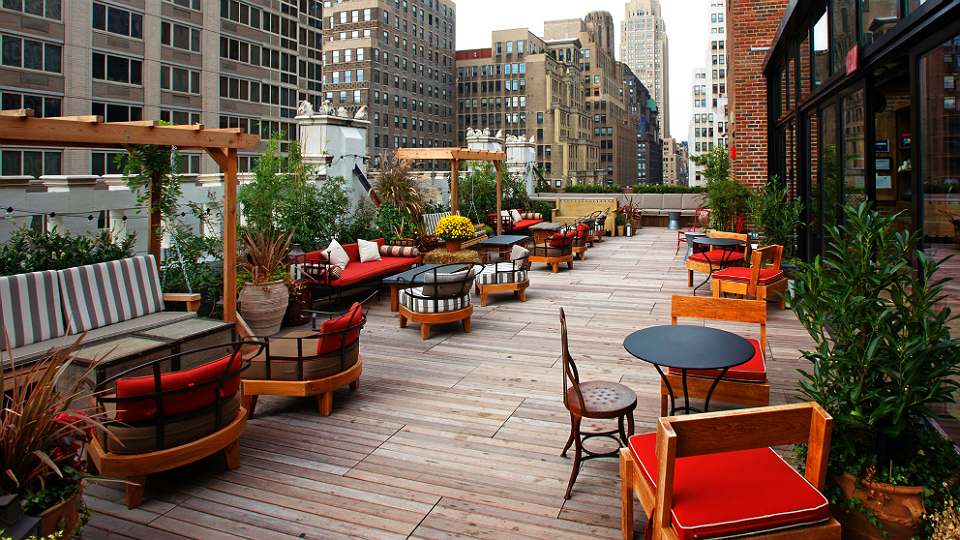 10 Top Hotel Rooftop Bars, Ranked by Trip Data | Uber Blog